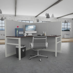Fabric Cubicle